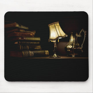 Collection Themed, An Ancient Collection Of Books, Mouse Pad