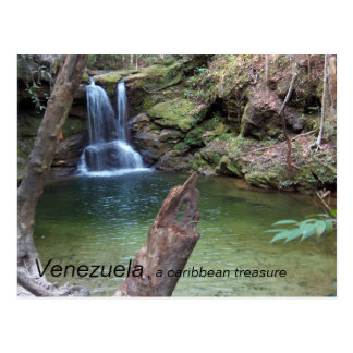 Collection: Venezuela, a caribbean... - Customized Postcard