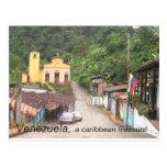 Collection: Venezuela, a caribbean treasure Postcard