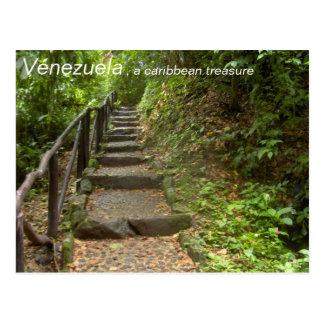 Collection:  Venezuela, , a caribbean treasure Postcard