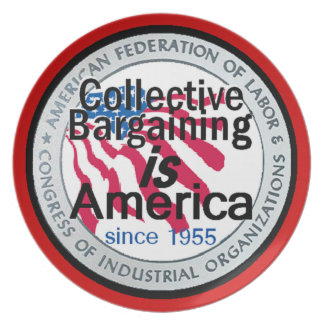 Collective Bargaining Plate