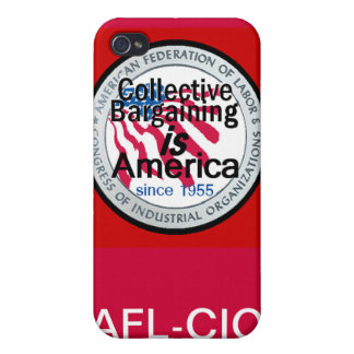 Collective Bargaining Speck Case iPhone 4/4S Covers