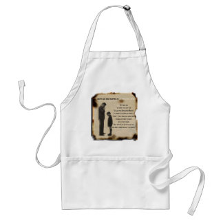 Collective Bargaining Support Adult Apron
