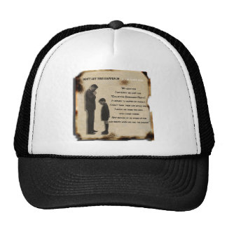 Collective Bargaining Support Mesh Hat