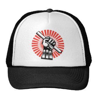 Collective Cap Mesh Hat