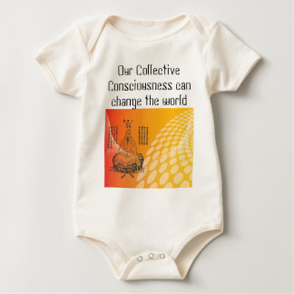 collective consciousness infant onsie creeper