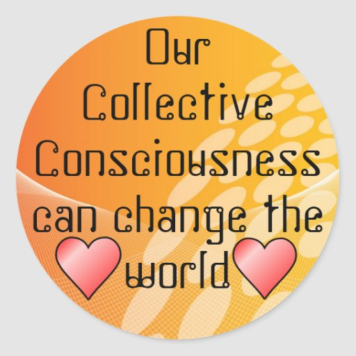 collective consciousness stickers