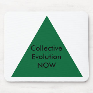 Collective Evolution NOW The MUSEUM Zazzle Gifts Mouse Pad