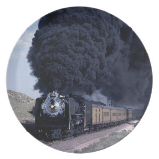 Collector's Plate - Union Pacific 8444
