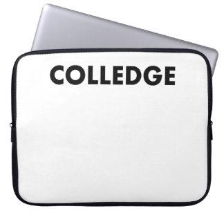 Colledge Computer Sleeve