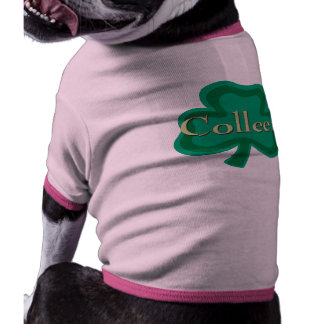 Colleen Irish Dog Shirt