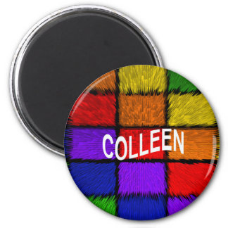 COLLEEN MAGNET