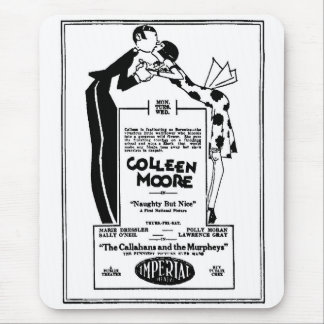 Colleen Moore Naughty But Nice 1927 Mouse Pad
