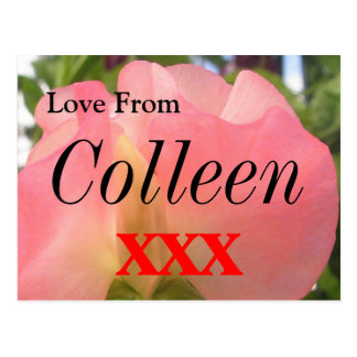 Colleen Postcard
