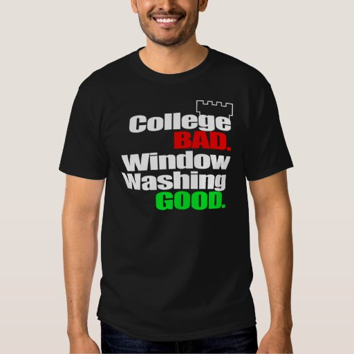 Colleg BAD (dark apparel) T-shirt