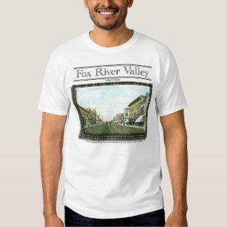 College Avenue West, Appleton, Wis. Shirt