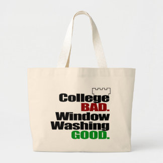 College BAD Canvas Bag