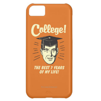 College: Best 7 Years Of My Life iPhone 5C Case