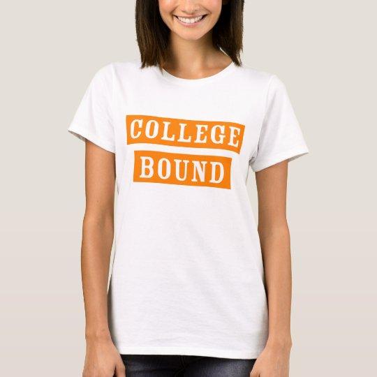 College Bound - Orange T-Shirt