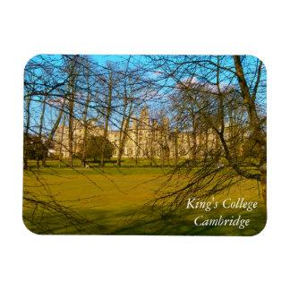 College de rey, Cambridge Imán