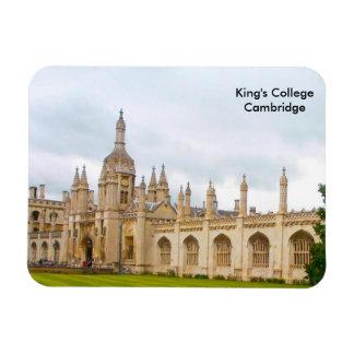 College de rey, Cambridge Imanes