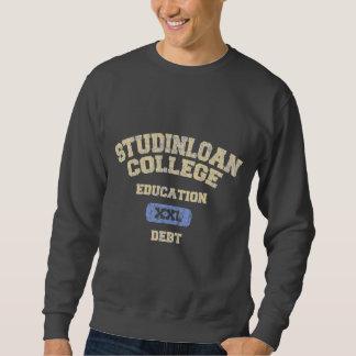 College Education Debt Sweatshirt