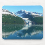College Fjord I Scenic Alaska Photography Mouse Pad