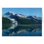 College Fjord II Beautiful Alaska Photography Card