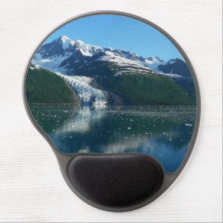 College Fjord II Beautiful Alaska Photography Gel Mouse Pad