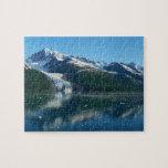 College Fjord II Beautiful Alaska Photography Jigsaw Puzzle