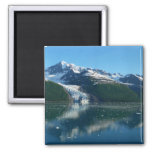 College Fjord II Beautiful Alaska Photography Magnet