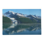 College Fjord II Beautiful Alaska Photography Placemat
