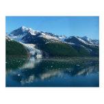 College Fjord II Beautiful Alaska Photography Postcard