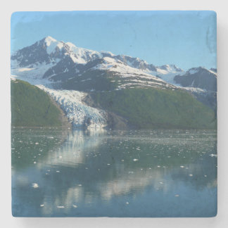 College Fjord II Beautiful Alaska Photography Stone Coaster