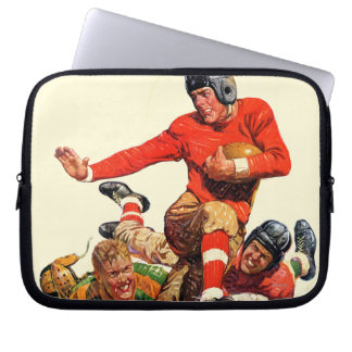 College Football Laptop Computer Sleeves