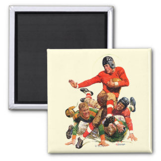 College Football Fridge Magnets