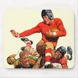 College Football Mouse Pad