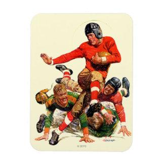 College Football Vinyl Magnets
