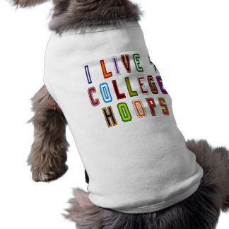 College Football T-Shirts & Gifts Pet Clothes