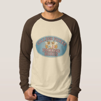 College Foxes Logo T-shirt
