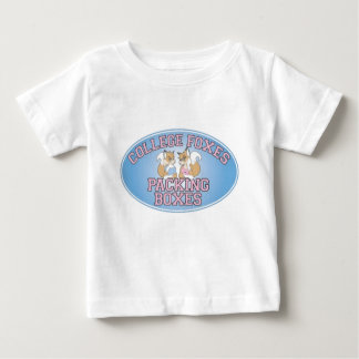 College Foxes Logo T Shirt