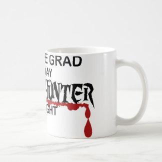College Grad Zombie Hunter Coffee Mug