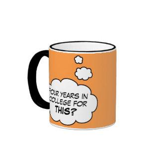 College Graduate mug