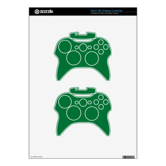 COLLEGE GREEN after a school that cannot be named! Xbox 360 Controller Skin