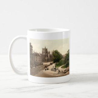 College Green, Bristol, England Coffee Mug