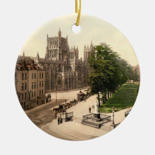 College Green, Bristol, England Ornaments