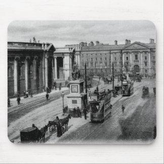 College Green, Dublin, c.1900 Mousepads