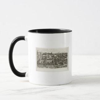 College Henri IV and the Lycee Napoleon, 1864 Mug