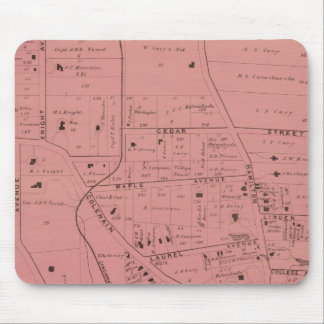 College Hill, Ohio Mouse Pad