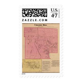College Hill, Ohio Stamp
